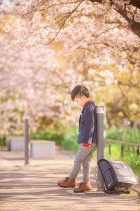 入学記念,1年生