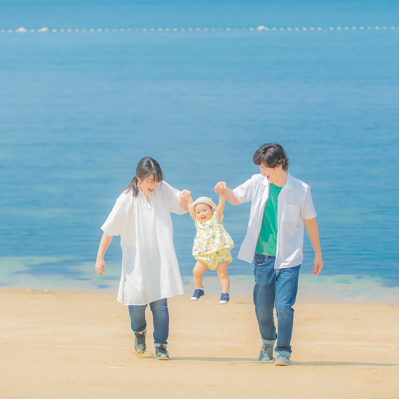 キャンペーンフォト キャンペーン 家族写真