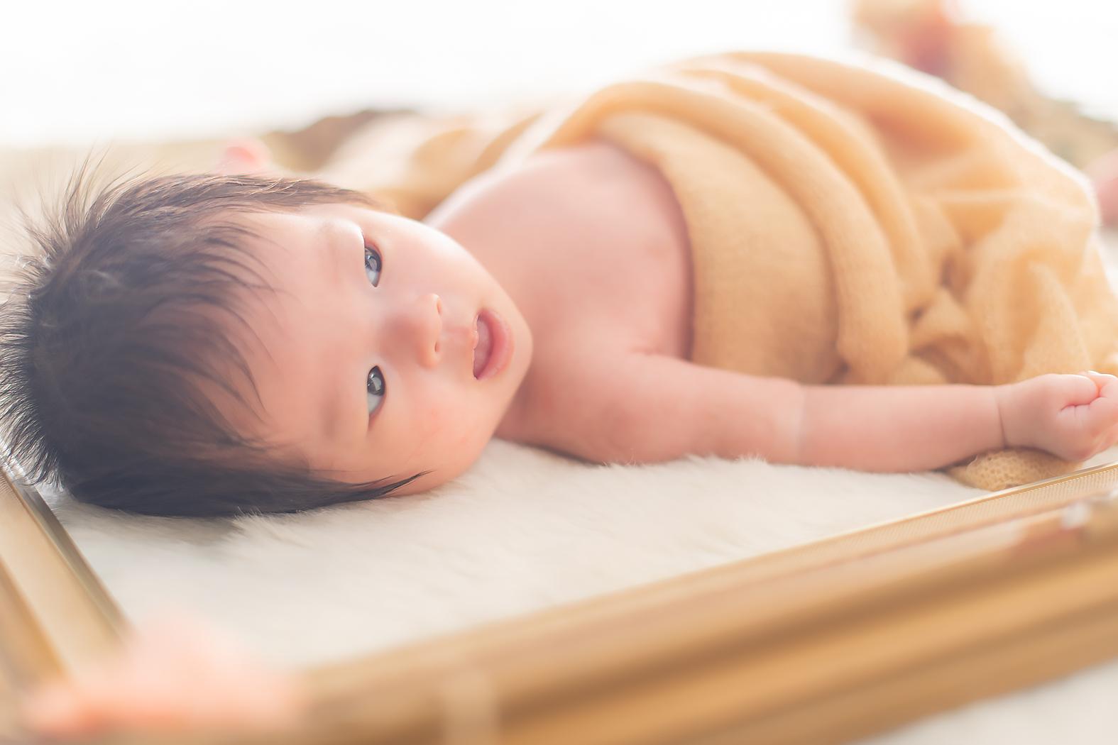 新生児 ニューボーンフォト 新生児フォト