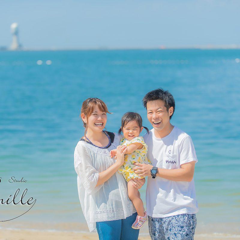 キャンペーンフォト ロケーションフォト 家族写真