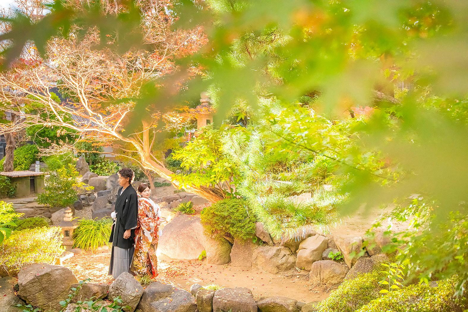 フォトウェディング ウェディングフォト 結婚式前撮り