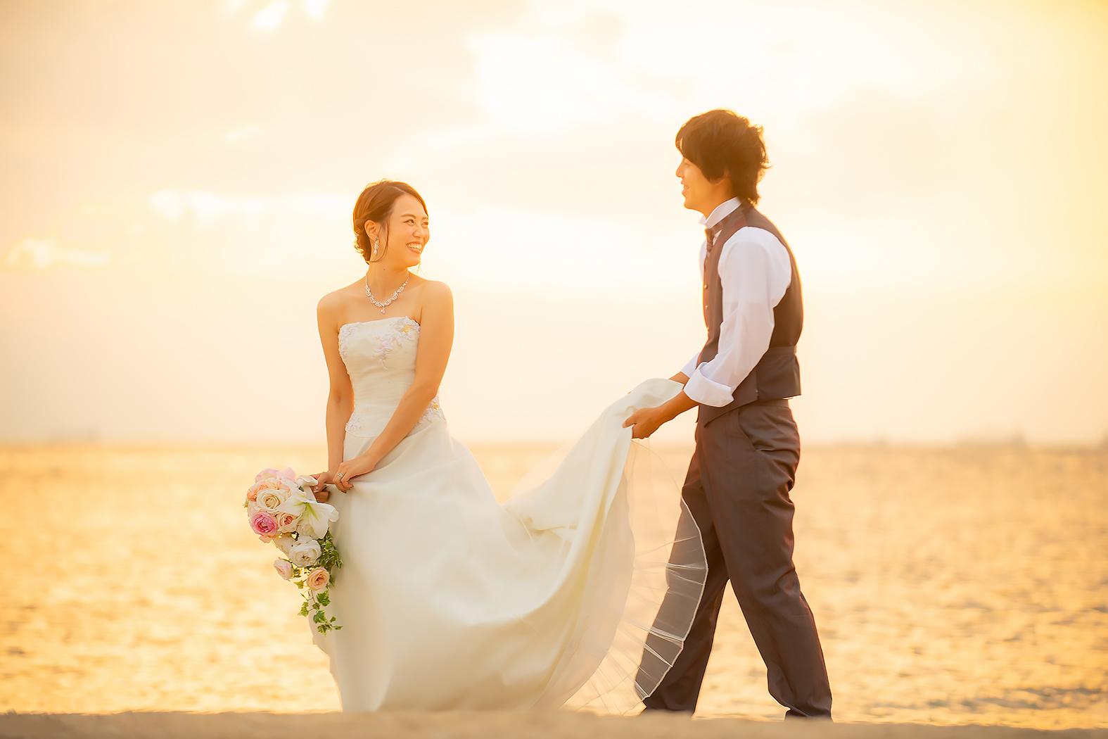 フォトウェディング ロケーションフォト 結婚式