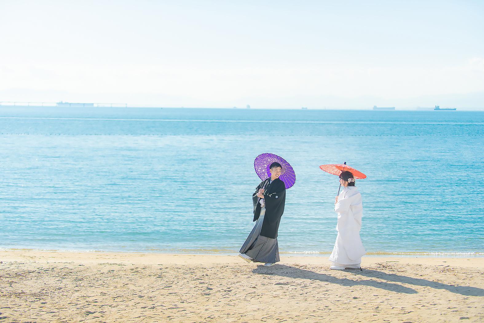 フォトウェディング 結婚式前撮り ロケーションフォト