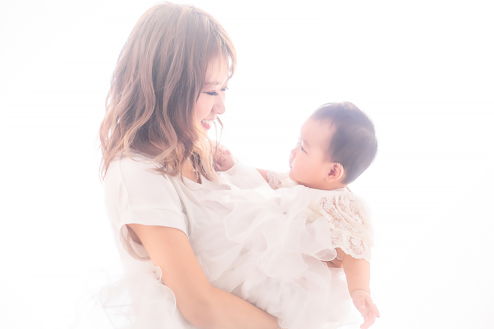 お宮参り 赤ちゃん 写真館