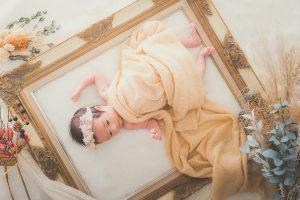 newborn 新生児 ニューボーンフォト
