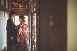 結婚写真 ウェディングフォト 和装