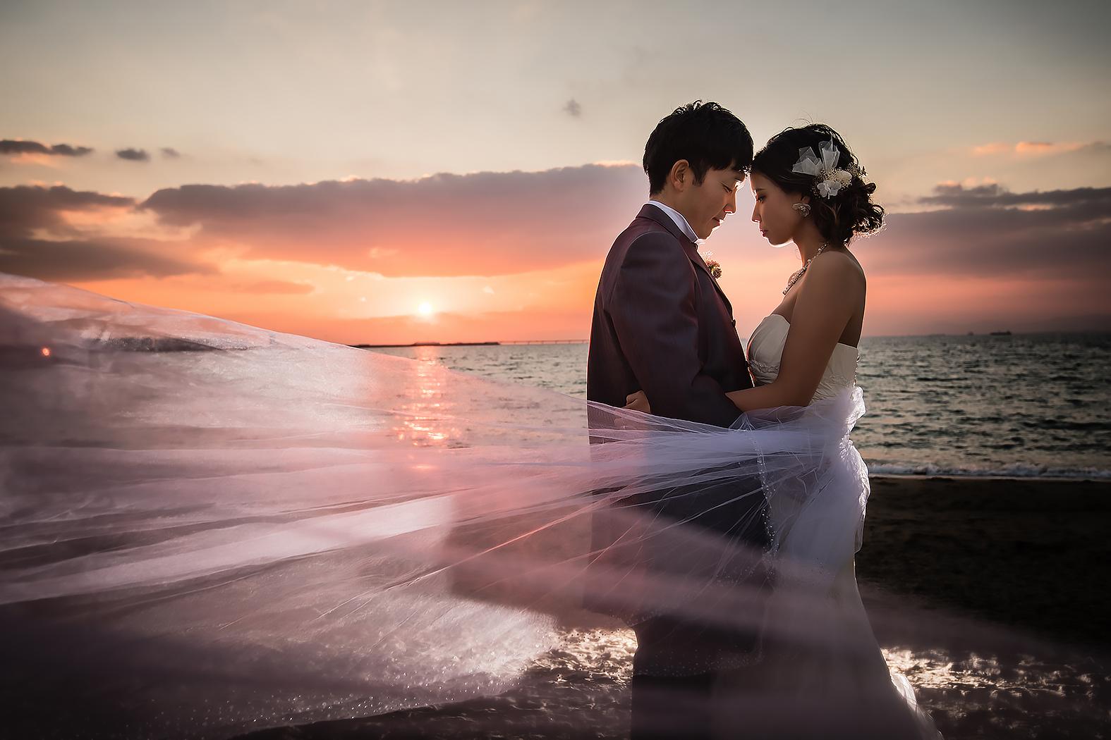 フォトウェディング ウェディングフォト 結婚写真