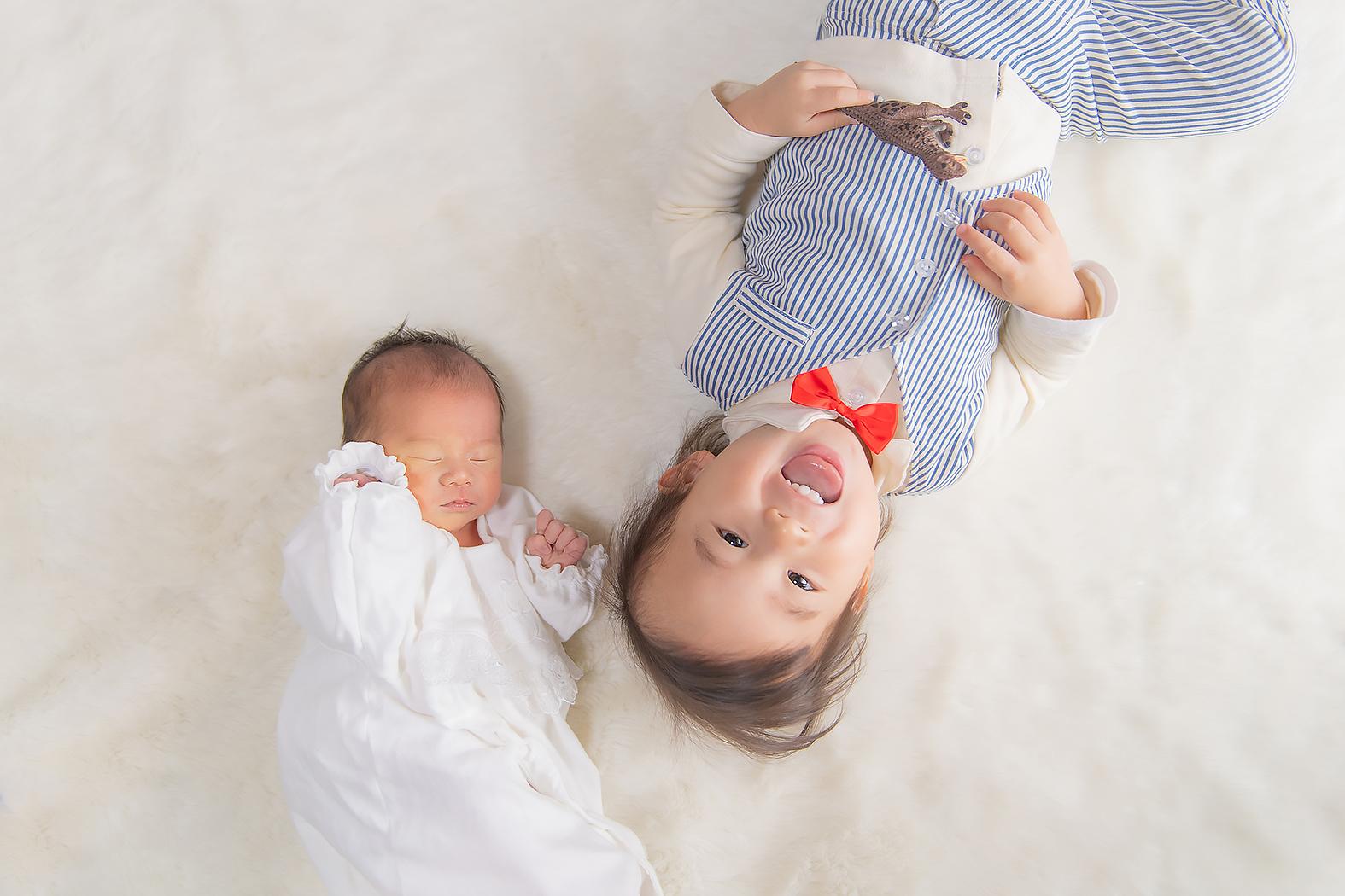 ニューボーンフォト 新生児 赤ちゃん