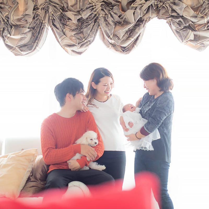 新生児,ニューボーンフォト,出張撮影
