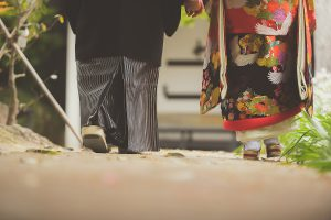 フォトウェディング,和装,結婚写真