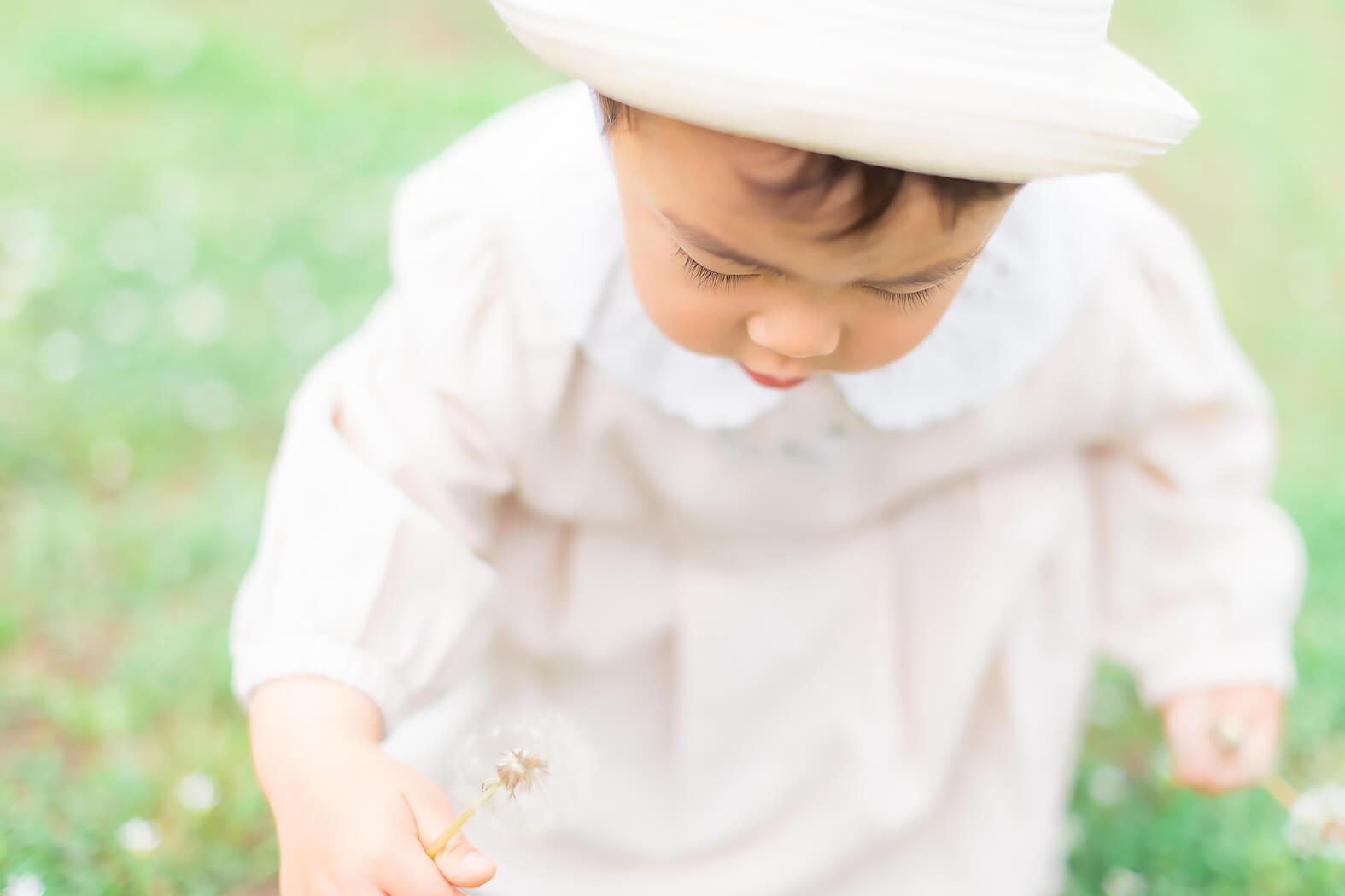 バースデーフォト,2歳,記念写真