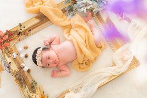 ニューボーンフォト,新生児,赤ちゃん