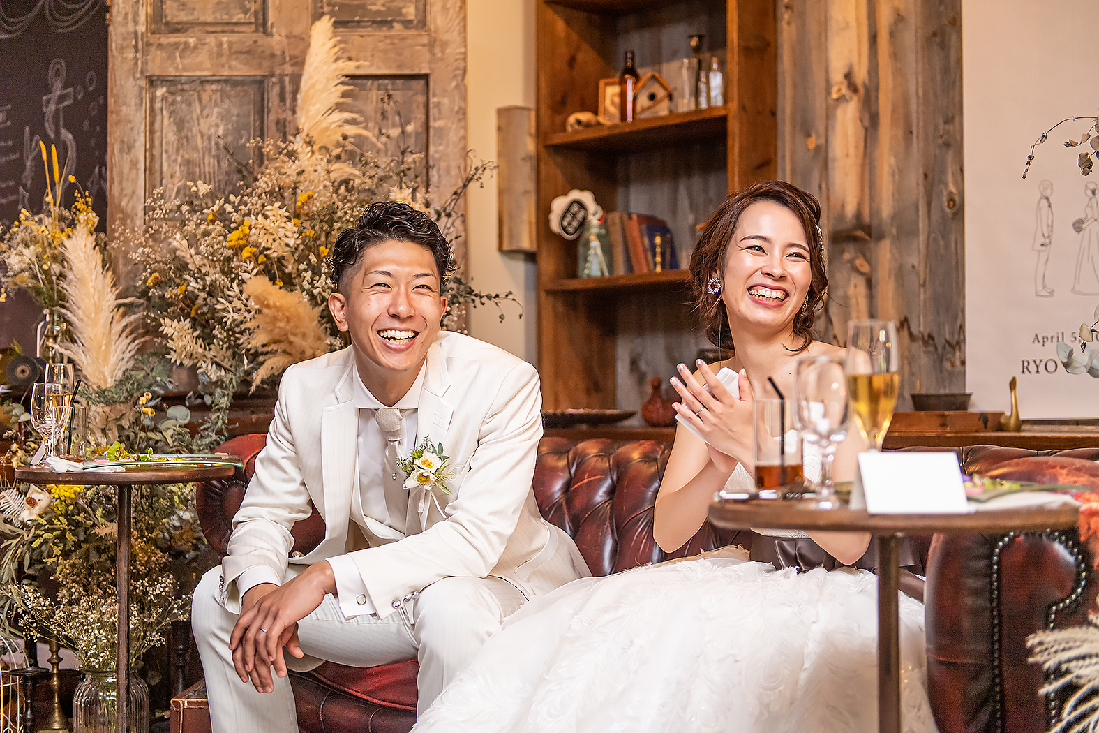 結婚式 ウェディング 披露宴