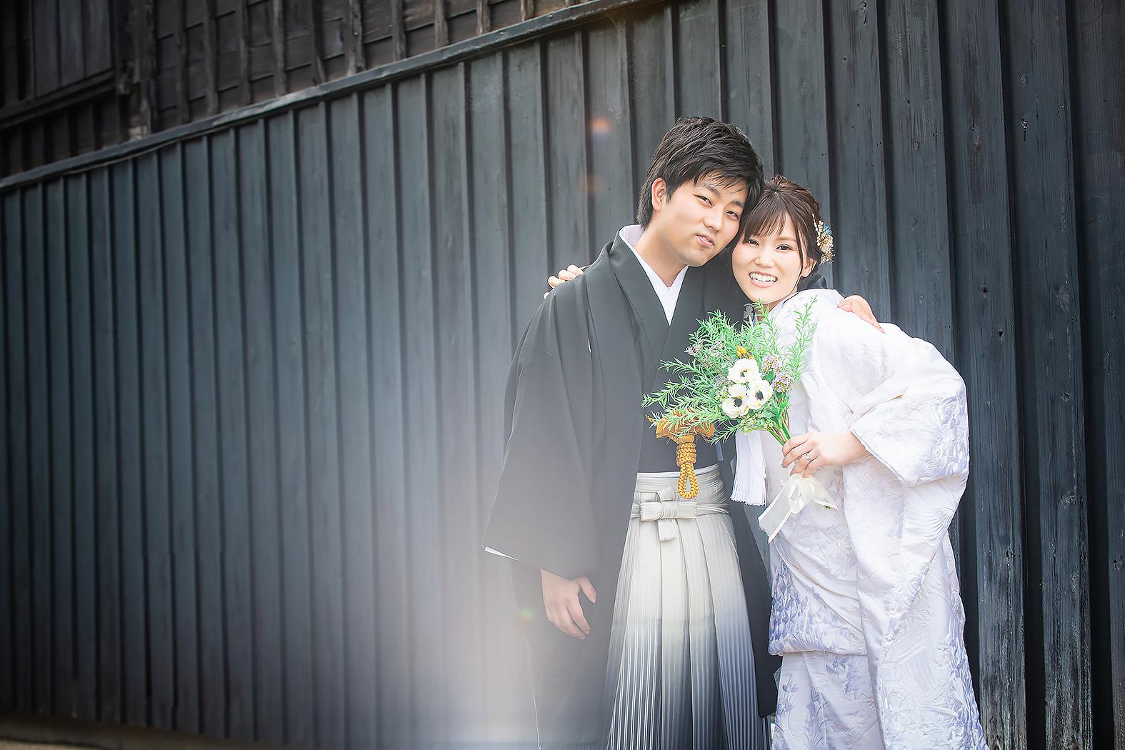 ウェディングフォト 結婚写真 和装