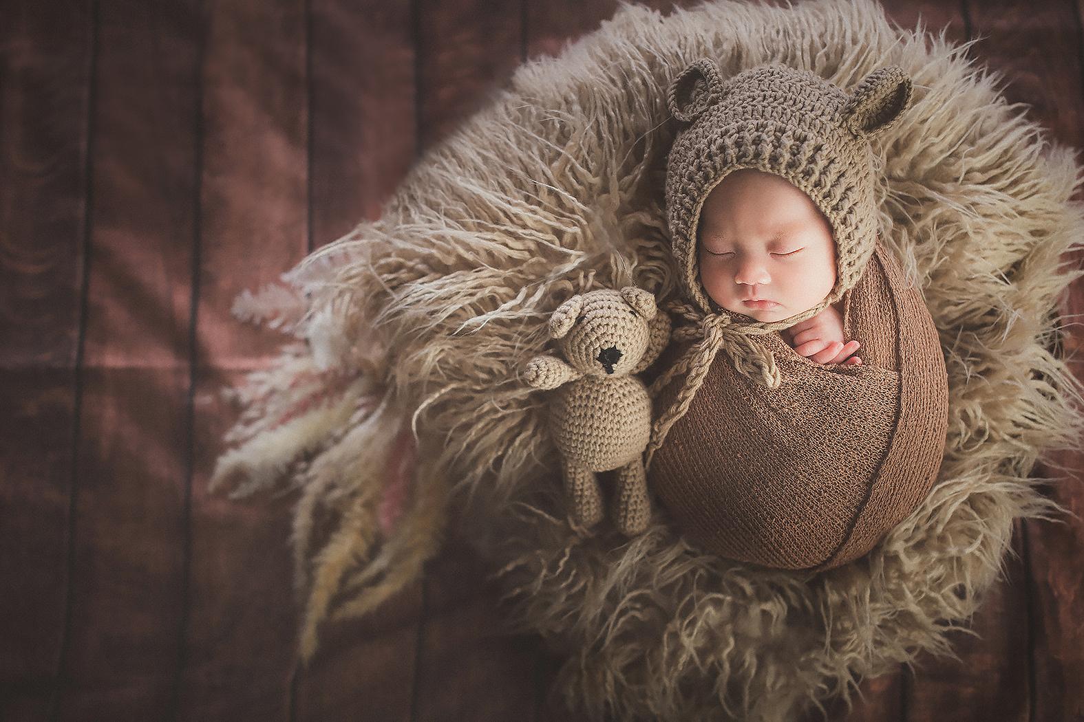 ニューボーンフォト 赤ちゃん 新生児